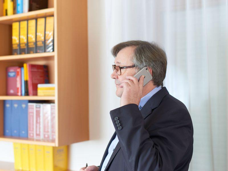 Dr. Wolfgang Kellermair - Beratungsschwerpunkte