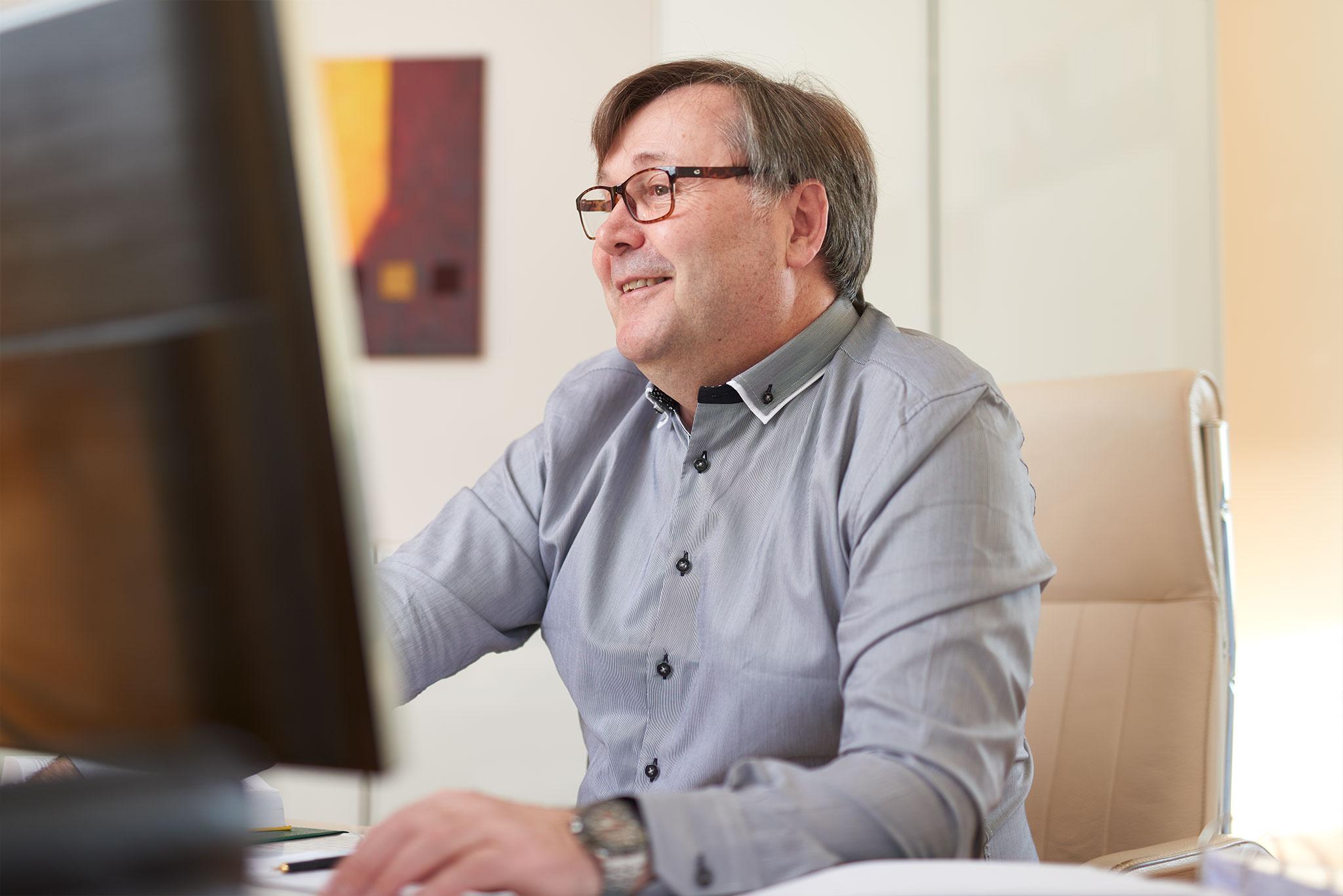 Dr. Wolfgang Kellermair - Ihr Dienstleister und strategischer Partner